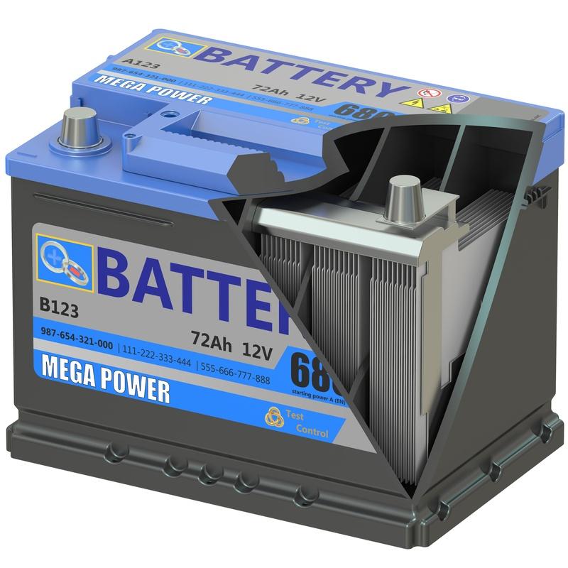 Baterías y Acumuladores: Catálogo de Productos de Faralan, S.L.