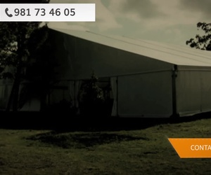 Carpas en Coristanco | Carpas Facal
