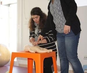 Curso de primeros auxilios pediátricos para padres en Las Rozas de Madrid