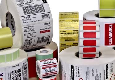 Etiquetas Térmicas Adhesivas y Textiles