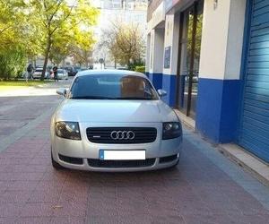 AUDI TT - AÑO 1998 - 1800 GASOLINA - 180 CV - 129.149 KM - 4500 €