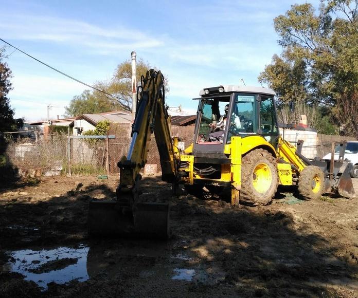 Mainsur - Desbroce y nivelación de terrenos: Servicios de Mainsur
