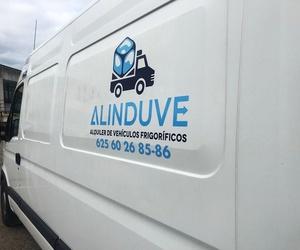 Alquiler de vehículos isotermo en Santander