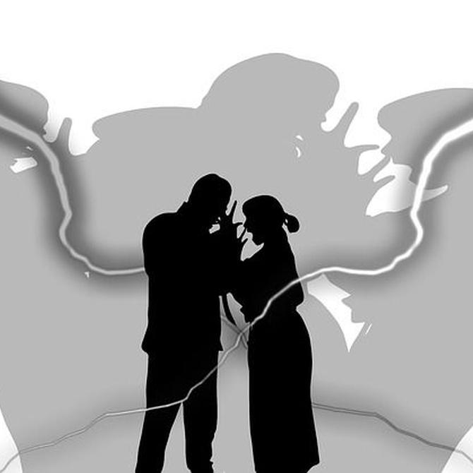 5 aspectos jurídicos de las separaciones y divorcios
