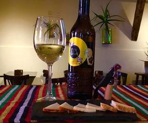 Vino blanco afrutado Flor de Chasna