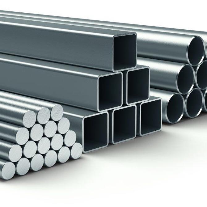 Diferencias entre acero y aluminio