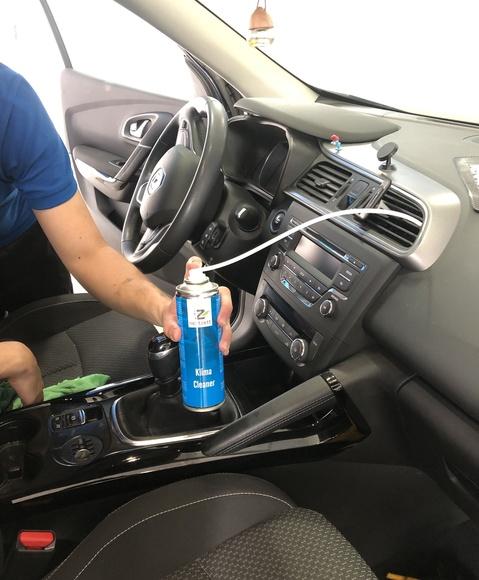 Limpieza de conductos de aire: Servicios de Car Wash Alcorcón 1