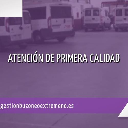 Reparto de publicidad en Mérida | Gestión Buzoneo Extremeño