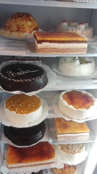 Tartas: Productos de Panadería Horno de San Antonio