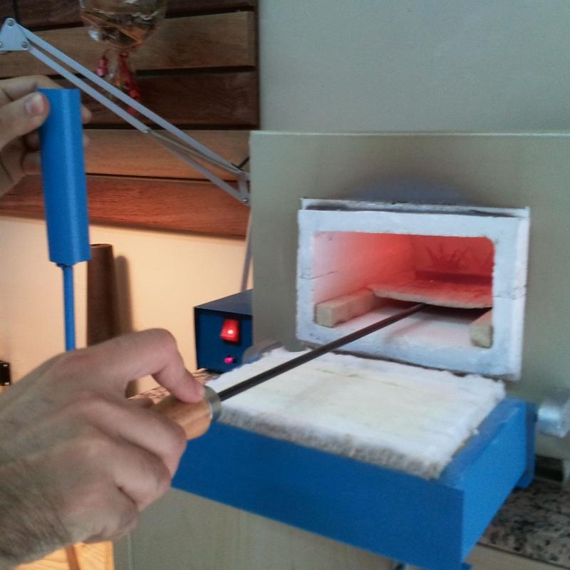Curso de esmalte al fuego: Nuestros cursos de puigBCNjoies Escola Taller de Joieria