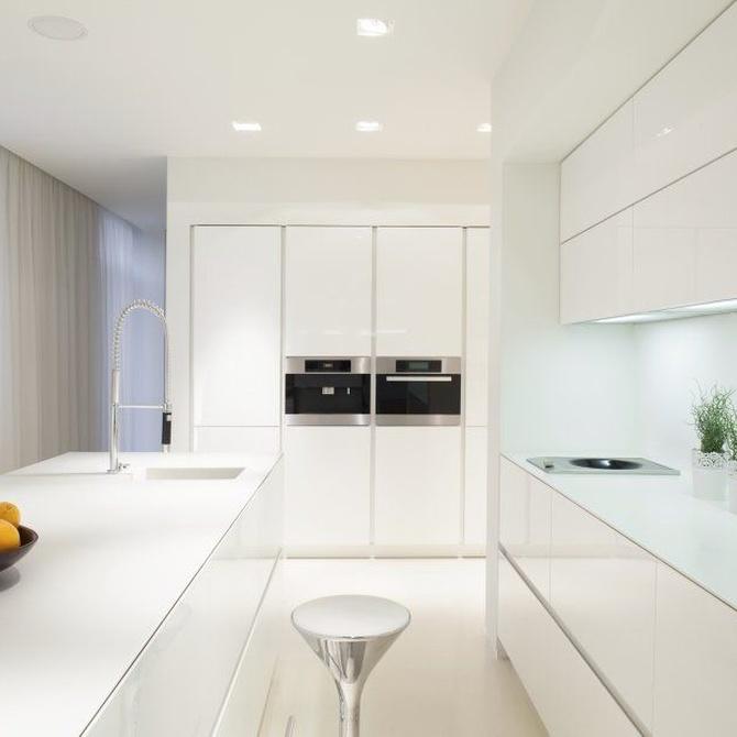 Si te gusta cocinar renueva el espacio de la cocina de tu casa