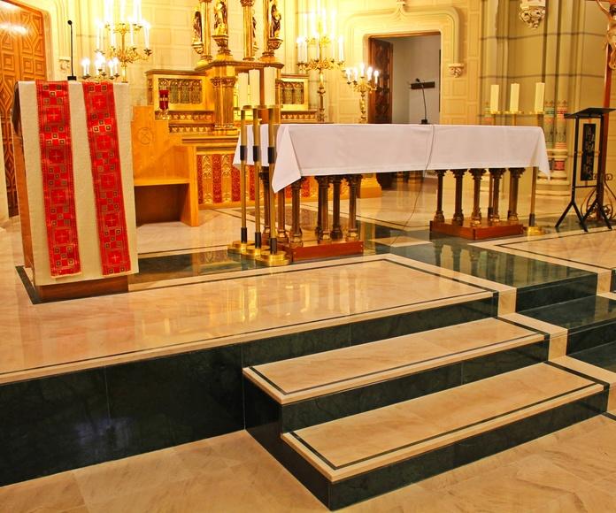 Detalle de Altar
