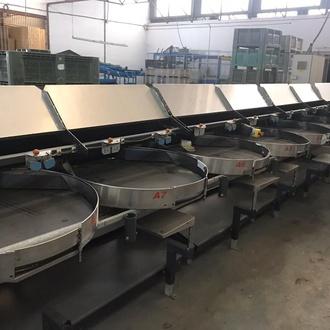 Compraventa de maquinaria industrial de alimentación