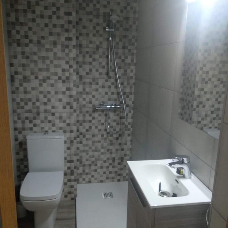 Reforma de baños: Servicios de Urola Iturgintza