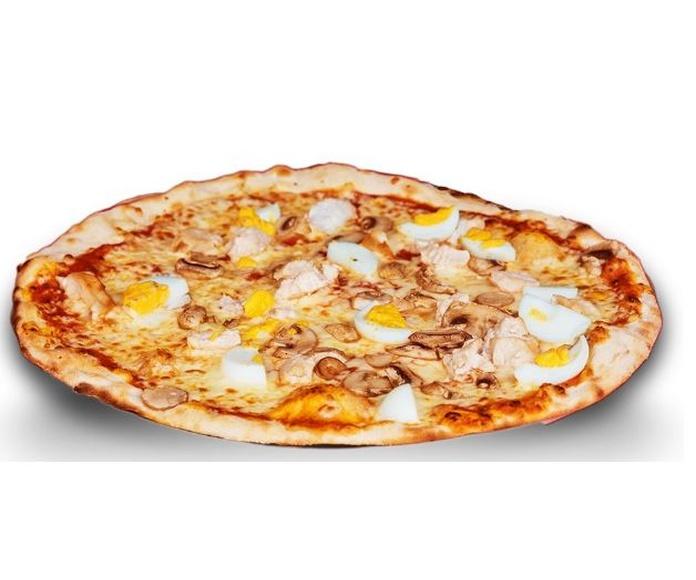 Padre e figlio: Carta de Pizzería Da Sebas