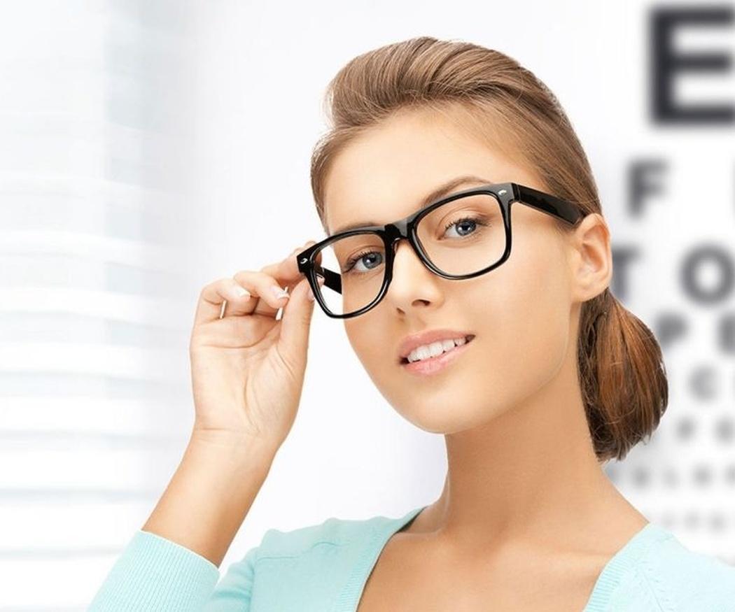 Gafas de calidad y estéticas en lugar de falsificaciones