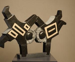 Zimbabue. Escultura de Piedra.