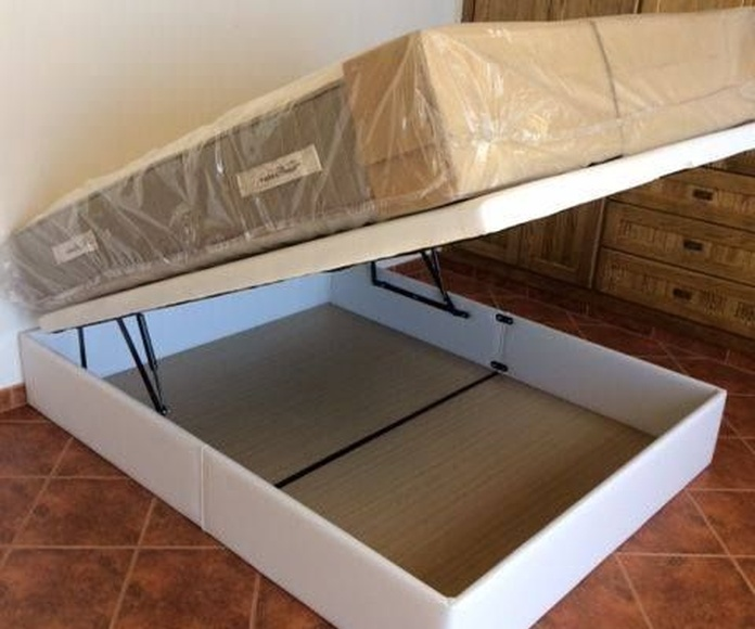 Colchones: Productos y servicios de Muebles Izquierdo