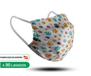 Mascarillas reutilizables +90 lavados