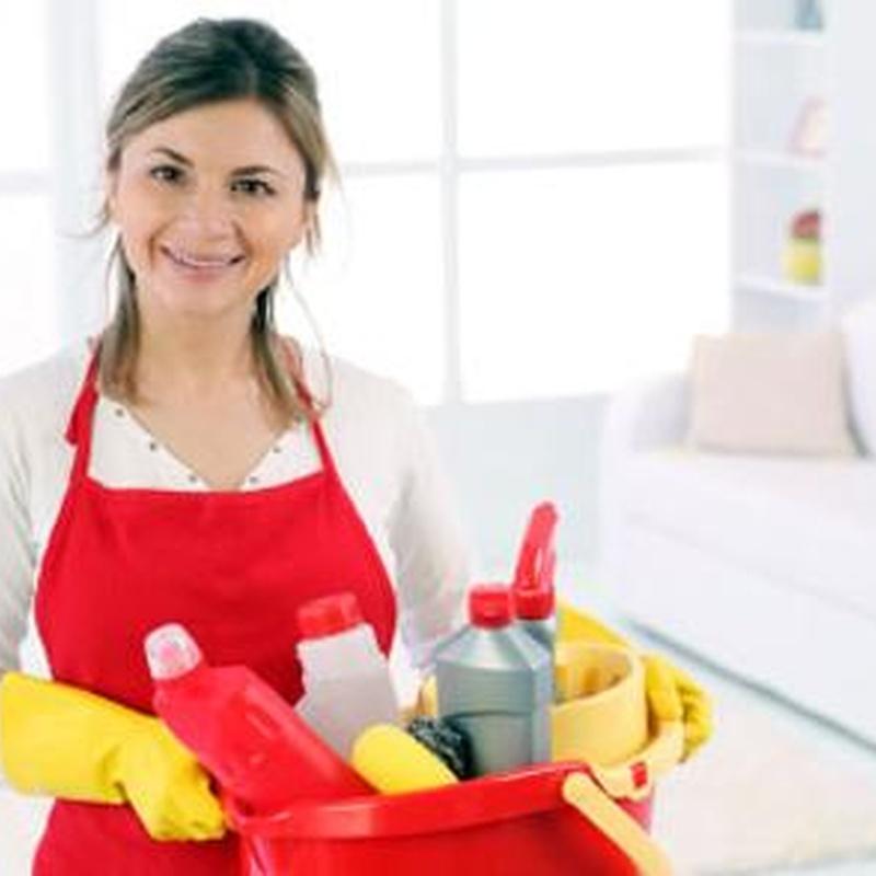 Empleadas del hogar: Servicios de Vicky Vera Rebollar