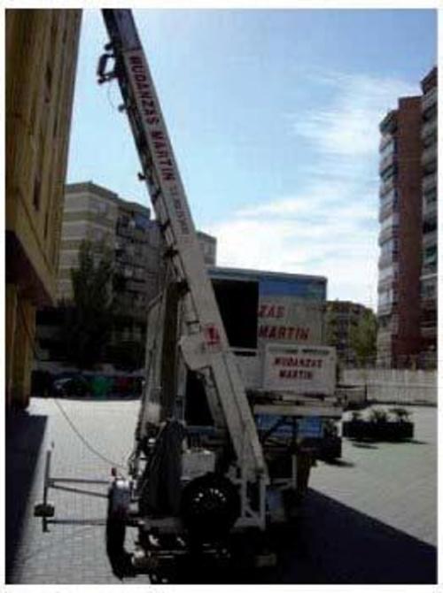 Mudanzas y guardamuebles en Torrelodones | Transportes y Mudanzas T. Martín