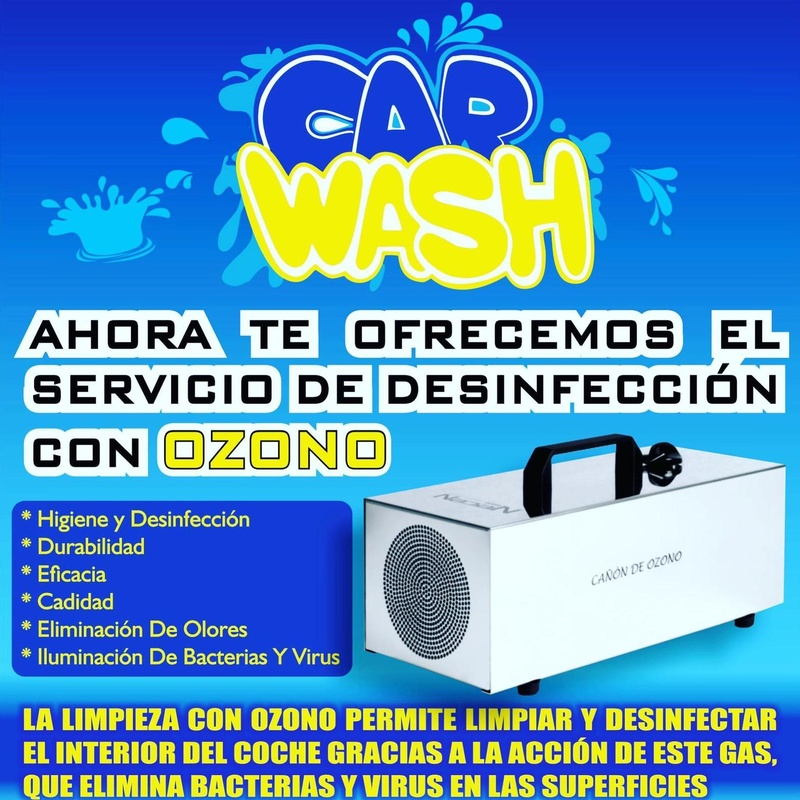 Car Wash Alcorcón 2