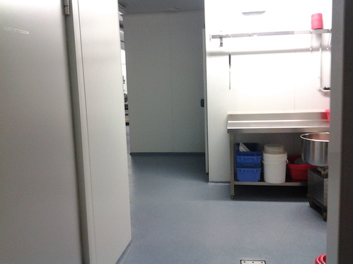 Zona para los empleados