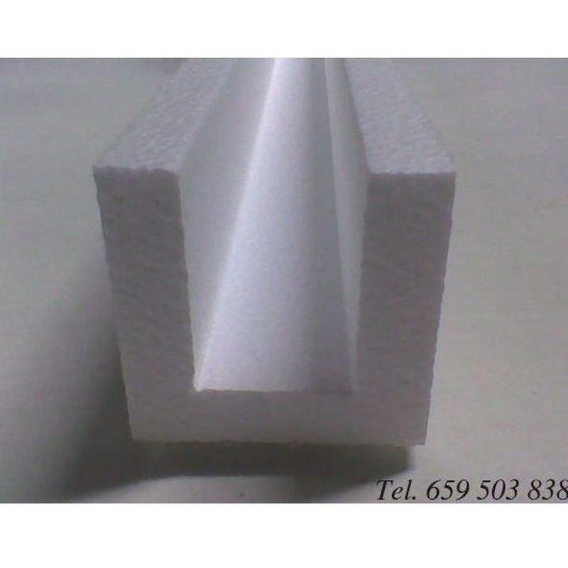 Embalaje U de poliespan: Productos de Embadiseños