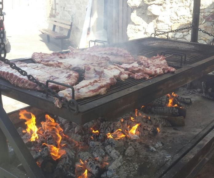 Fiestas camperas: Servicios de Catering Gabriel