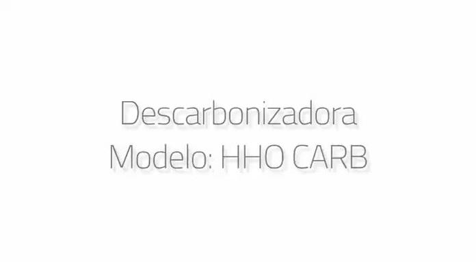 METODO DE DESCARBONIZACCION CON HIDROGENO