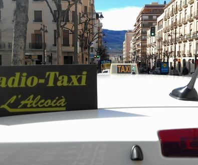 Radio taxi Alcoy