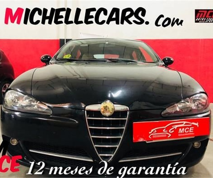 Alfa Romeo 147 1.9 JTD Distinctive: Servicios de MCE Autos