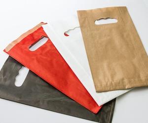 Bolsas para comercios en distintos colores