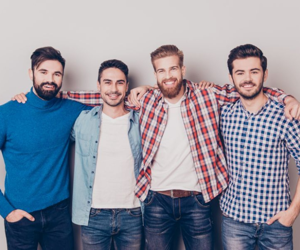 Barbas, toda una fiebre masculina