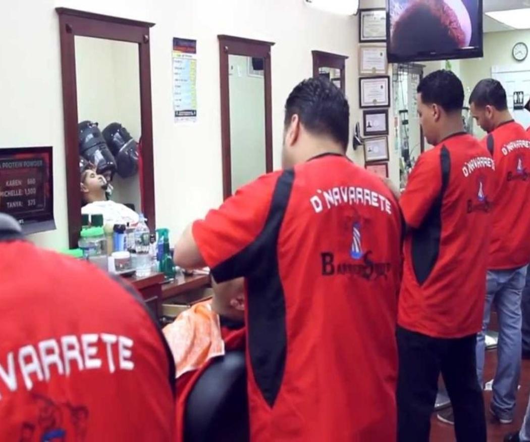 Uniformes para el personal de peluquería