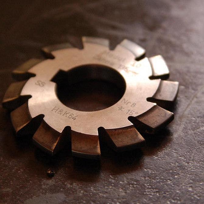 ¿En qué consiste el mecanizado?