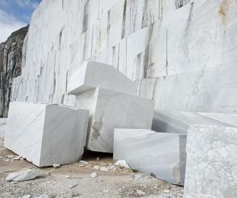 Escaleras de mármol: Catálogo de Marmolería Di-Mar, S.L.