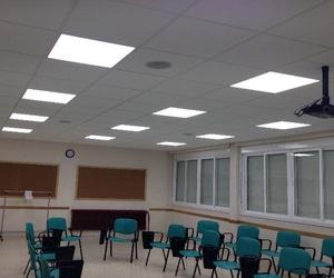 Acondicionamiento acústico de escuela de idiomas en la Comunidad de Madrid