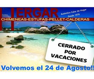 CERRAMOS DE VACACIONES DEL 8 AL 23 DE AGOSTO!!!