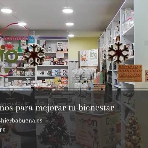 Venta de productos ecológicos | Herbolarios Hierbabuena
