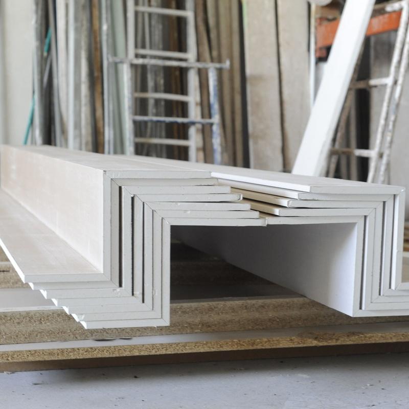 Transformación de placas de yeso laminado: Productos de Temocar Interiores