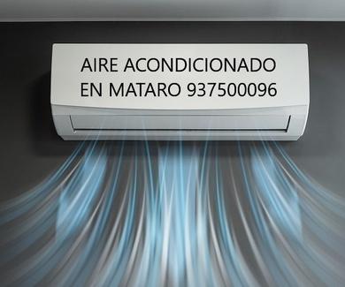 Oferta aire acondicionado en Mataró.