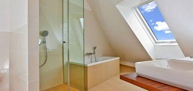 Limpieza profunda mampara de baño