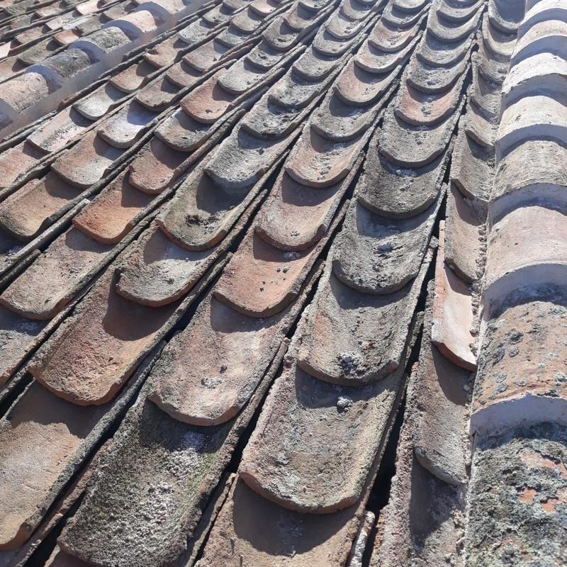 Reparación de tejados: Servicios of Contrusan