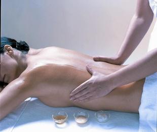 Masaje vital corporal (espalda, piernas, planta del pie)