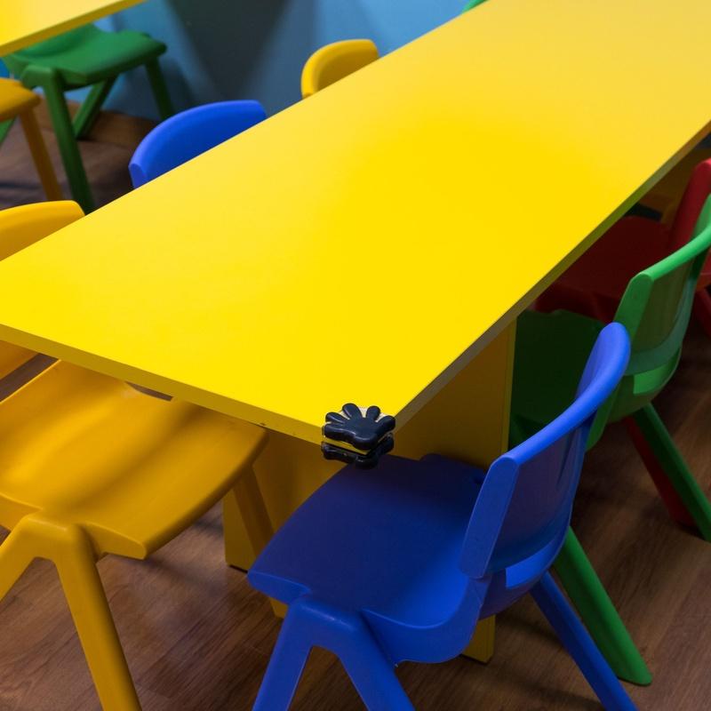 Aula Azul (1-2 años): Centro Infantil Pompitas de Centro Infantil Pompitas