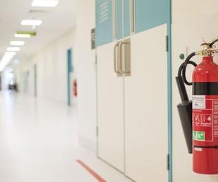 La prevención de incendios en centros de salud y hospitales