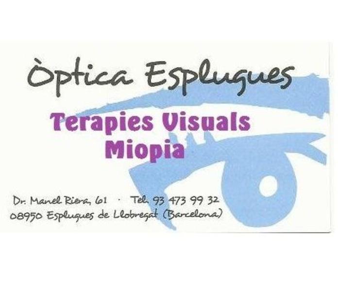 Prevención y control de la miopía : Servicios de Óptica Esplugues