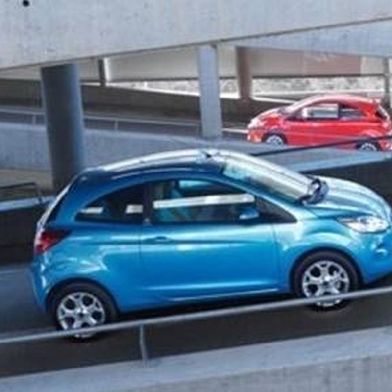 Vehículos: Catálogo de Ford Mintegui