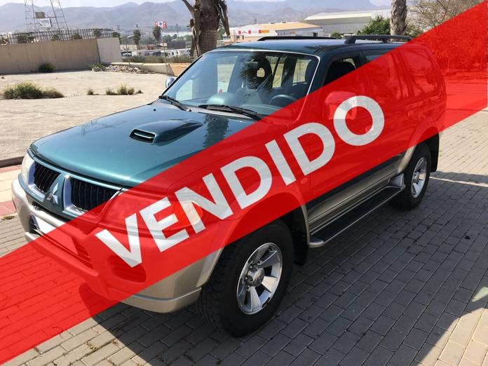 MITSUBISHI MONTERO SPORT: COCHES DE OCASION de Automóviles Mediterráneo